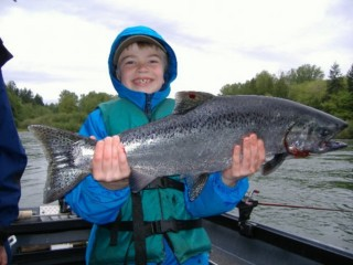 Spring Chinook May 2011